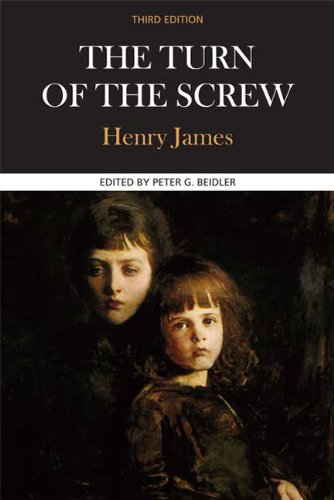 Turn of the Screw A Case Study in Contemporary Criticism 3rd 2010 edition cover