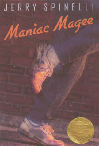 Maniac Magee   1990 9780316809061 Front Cover