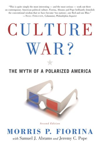 Culture War? The Myth of a Polarized America 2nd 2006 (Revised) edition cover