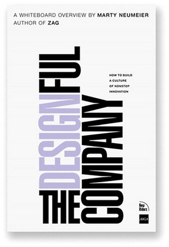 Designful Company How to Build a Culture of Nonstop Innovation  2009 edition cover