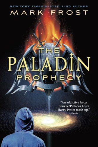 Paladin Prophecy   2012 edition cover