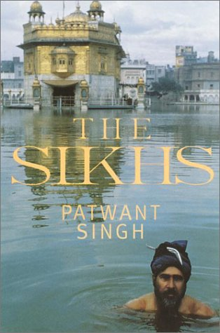 Sikhs  Reprint 9780385502061 Front Cover
