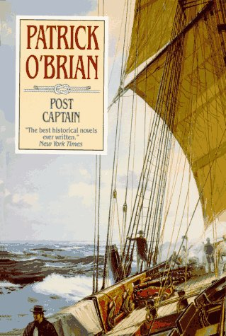 Post Captain   1972 edition cover