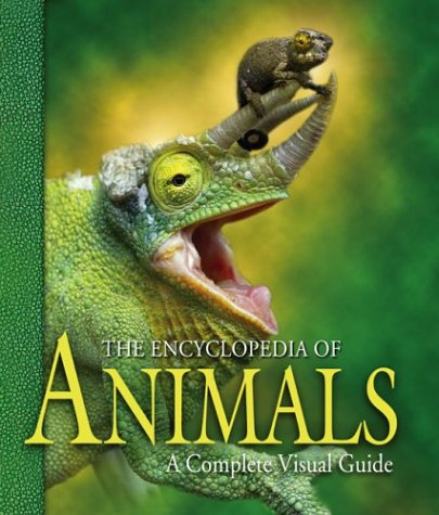 Encyclopedia of Animals A Complete Visual Guide  2004 edition cover