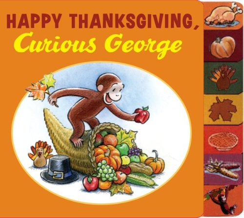 Happy Thanksgiving   2010 9780547131061 Front Cover