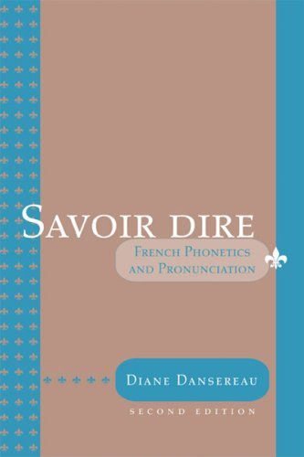 Savoir Dire  2nd 2006 edition cover
