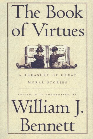 Book of Virtues   1993 9780671683061 Front Cover