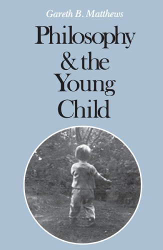 Philosophy and the Young Child   1980 edition cover
