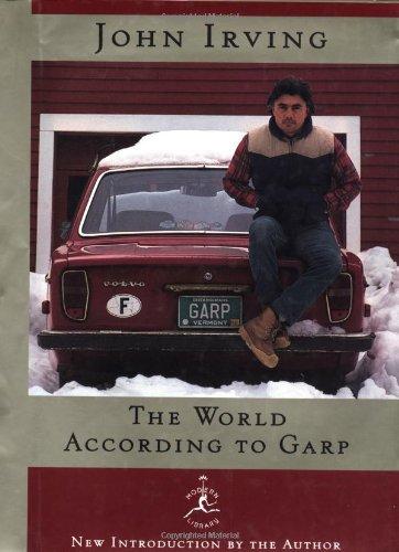 World According to Garp   1998 edition cover