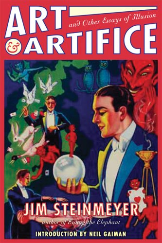 Art and Artifice And Other Essays of Illusion  2006 edition cover