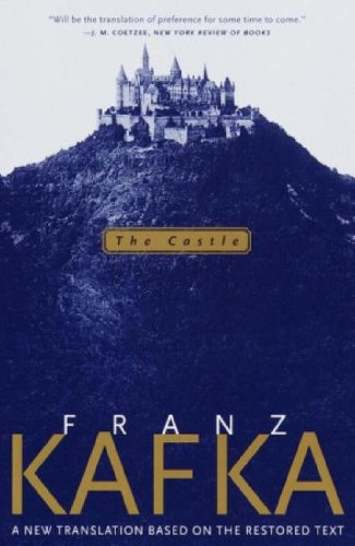Castle A New Translation Based on the Restored Text N/A edition cover