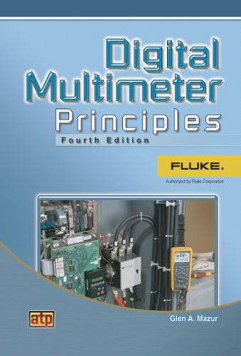 Digital Multimeter Principles  4th 2010 edition cover