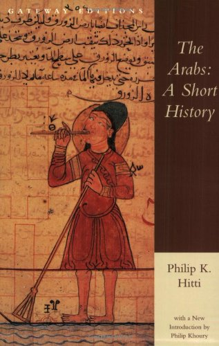 Arabs A Short History  1996 edition cover