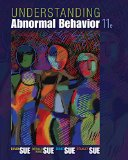 Understanding Abnormal Behavior:   2015 9781305088061 Front Cover