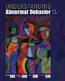 Understanding Abnormal Behavior:   2015 edition cover