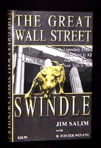 Great Wall Street Swindle  1999 9781401018061 Front Cover