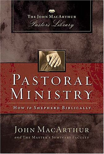 Pastoral Ministry   2005 edition cover