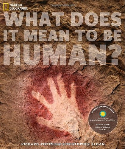 What Does It Mean to Be Human?   2010 edition cover