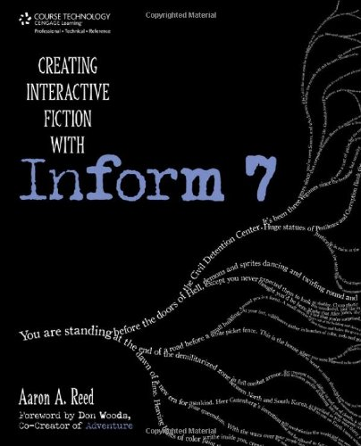 Creating Interactive Fiction with Inform 7   2011 edition cover