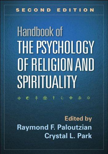Handbook of the Psychology of Religion and Spirituality, Second Edition  2nd 2013 (Revised) edition cover