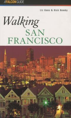 Walking San Francisco  N/A 9781560447061 Front Cover