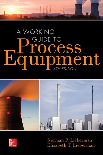 A Working Guide to Process Equipment:   2014 edition cover