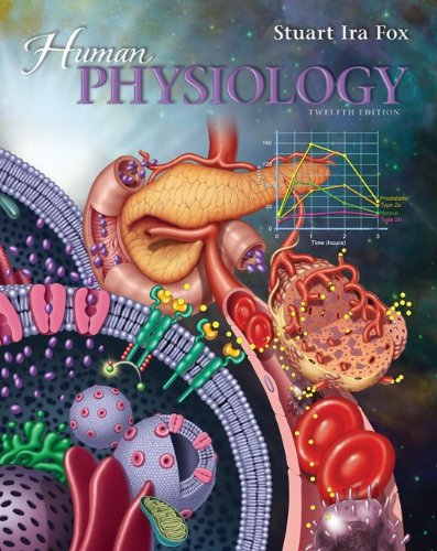 Human Physiology  12th 2011 edition cover