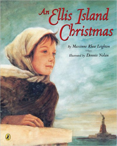 Ellis Island Christmas   2005 edition cover