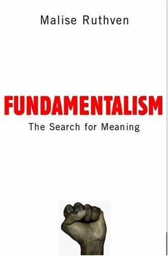 Fundamentalism The Search for Meaning  2005 edition cover