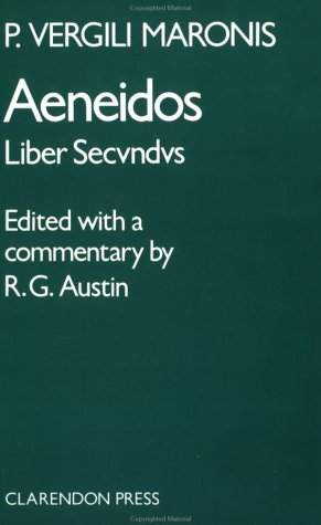 Aeneid   1980 9780198721062 Front Cover