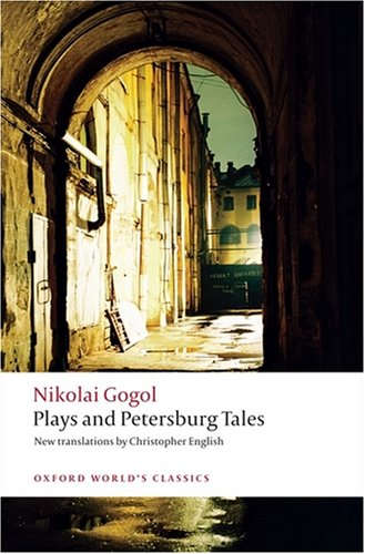 Plays and Petersburg Tales   2008 edition cover