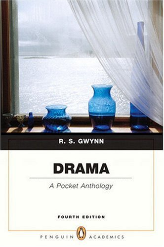 Drama A Pocket Anthology (Penguin Academics) 4th 2009 edition cover