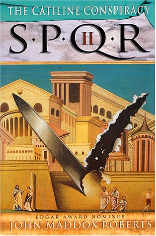 SPQR II: the Catiline Conspiracy  Revised  edition cover