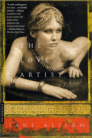 Love-Artist   2002 (Revised) edition cover