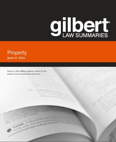 Gilbert Law Summaries on Property  18th 2013 (Revised) edition cover