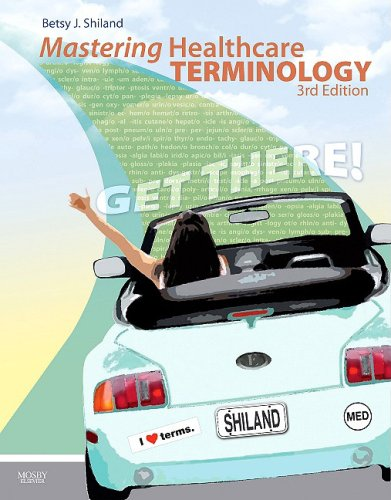 Mastering Healthcare Terminology - Spiral Bound  3rd 2010 edition cover