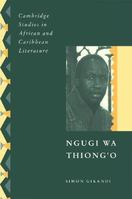 Ngugi Wa Thiong'o   2000 9780521480062 Front Cover