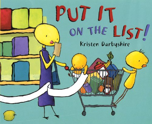 Put It on the List   2008 9780525479062 Front Cover