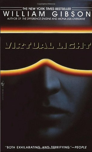 Virtual Light   1993 edition cover
