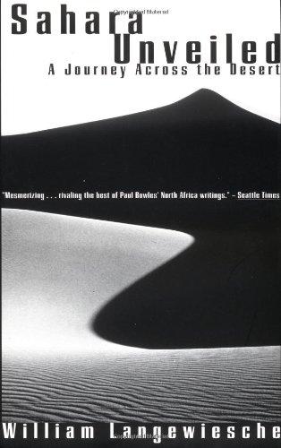 Sahara Unveiled A Journey Across the Desert N/A edition cover