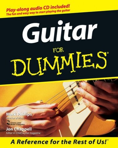 Guitar for Dummies�   1998 edition cover