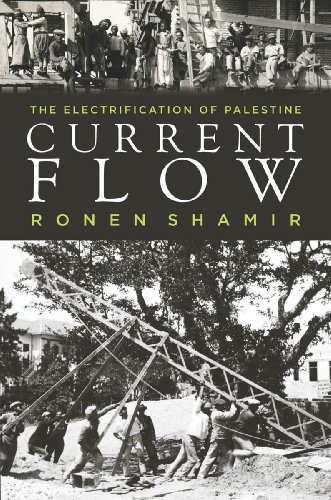Current Flow The Electrification of Palestine  2013 edition cover