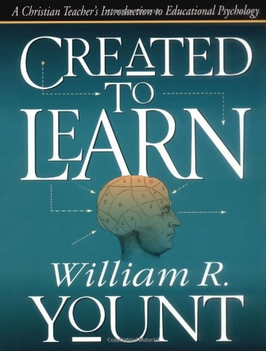 Created to Learn  N/A edition cover