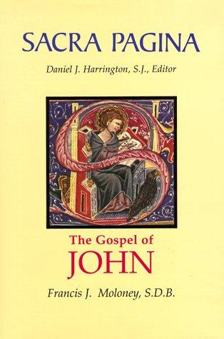 Gospel of John   1998 edition cover