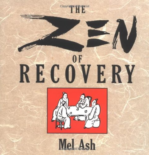 Zen of Recovery  N/A 9780874777062 Front Cover