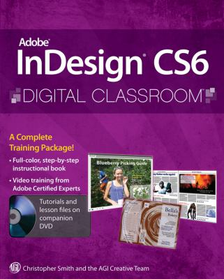 Adobe InDesign CS6   2012 edition cover