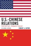 Us-Chinese Relations  2nd 2013 edition cover