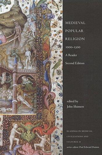 Medieval Popular Religion, 1000-1500  2nd 2006 (Revised) edition cover