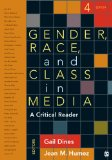 Gender, Race, and Class in Media A Critical Reader 4th 2015 edition cover