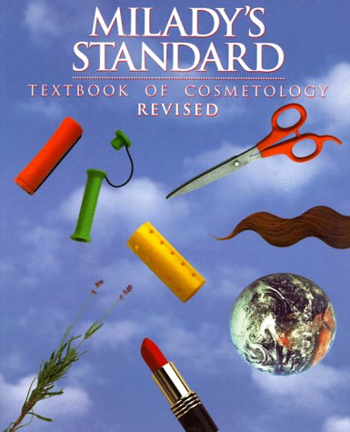 Milady's Standard Textbook of Cosmetology   1995 (Revised) edition cover
